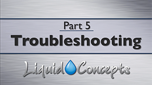 Part 5 - Troubleshooting