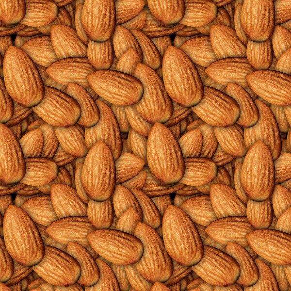 Hydrographic Films Almonds - almonds