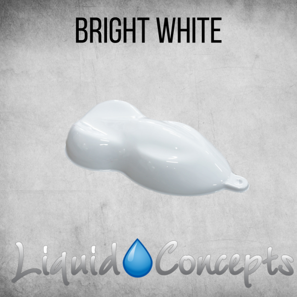 Hydrographic Bright White Paint -