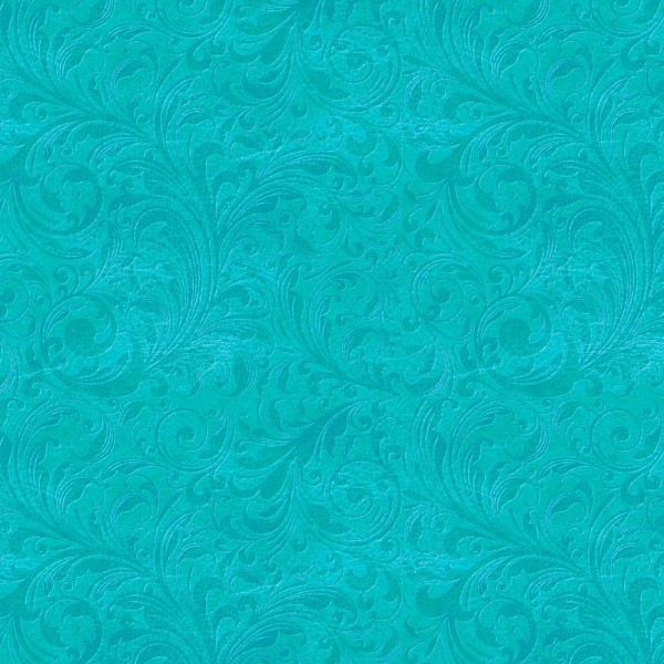 Hydrographic Films Tooled Leather Turquoise - Tooled-Leather-Turquoise
