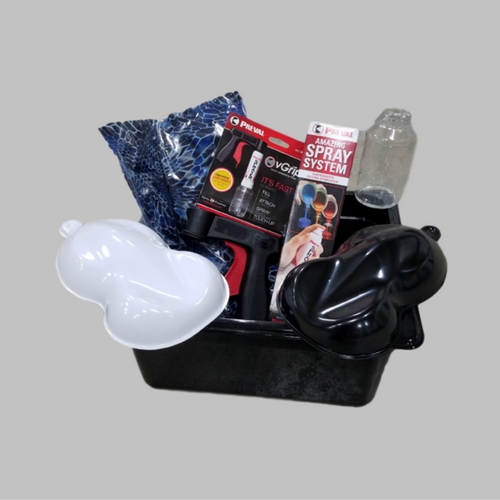 Hydrographic Training DIY Dip Kit - diy-dip-kit