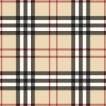 Burberry London Plaid