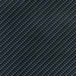 Black and Blue Carbon Fiber