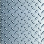 Brushed Diamond Plate