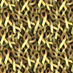 Gold Ribbons