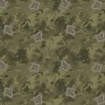 Masonic Green Dragon Camo
