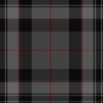 Pride of Scotland Silver Plaid