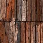 Painted Wood Planks