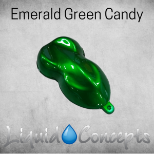 Emerald Green Candy