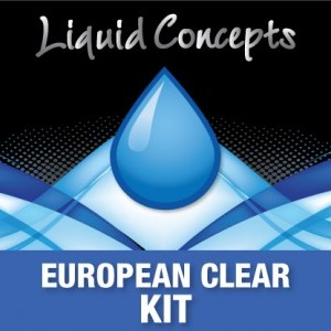 European Gloss Clear Kit