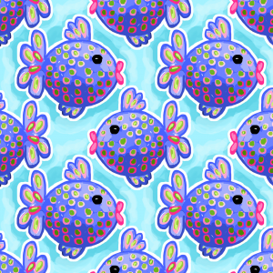 Polka Dot Fish