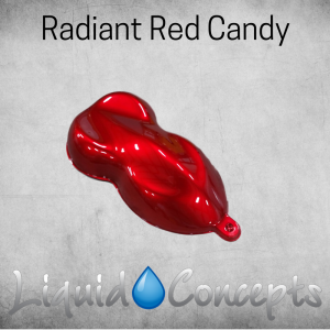 Radiant Red Candy