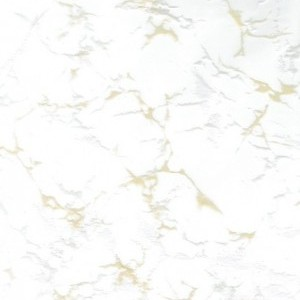 Gold and White Marble