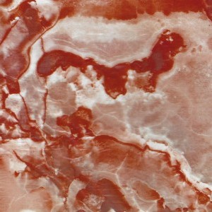 Red Swirl Marble