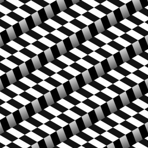 Stepped Checkered Flag