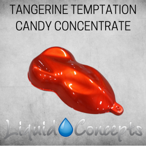 Tangerine Temptation Candy Concentrate