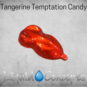 Tangerine Temptation Candy