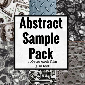 Pro Abstract Film Sample Pack