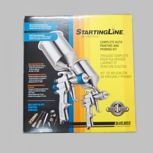 Devilbiss Startingline Kit