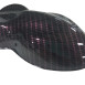 Hydrographic Film Black Cherry Candy Carbon Fiber - CF-280-1M Alternate Image 1