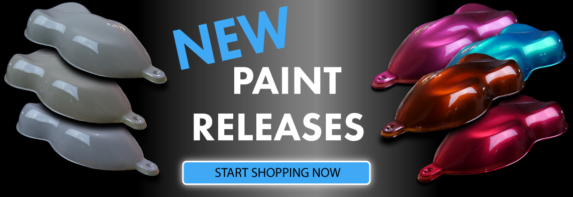 New Paint Releases